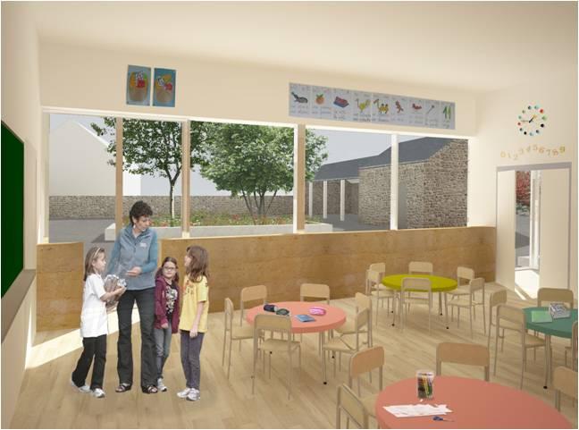 Ecole Treverien